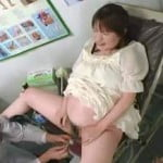 【SEX盗撮】産婦人科☆臨月妊婦に肉棒注射【病院盗撮】