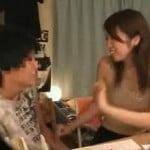 【Hな裏交渉】綺麗な家庭教師のお姉さん【SEX盗撮】