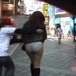 【悪戯盗撮】OL必撮スカートめくり【痴漢盗撮】