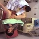 【病院盗撮】触診と称して患者の身体で遊ぶ悪徳産婦人科医が残していた診察記録3