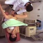 【病院盗撮】触診と称して患者の身体で遊ぶ悪徳産婦人科医が残していた診察記録7