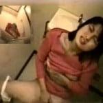 【オナニー盗撮】個室で大胆なオナニーをする女たち!高速マ○コ刺激で喘ぎまくり!