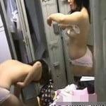 【脱衣盗撮】勤務後の看護婦たちの着替えを盗撮