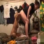 【SEX盗撮】腰使いハンパねぇwwww尻の軽そうなギャルはSEXしてもやっぱりスゴかった!