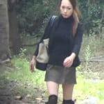 【悪戯盗撮】気取った感じの大人女子のスカートをビリビリに破いてみた結果www【痴漢盗撮】