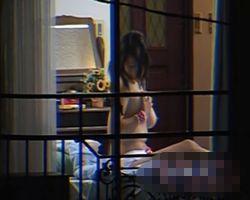 【オナニー盗撮】向かいのマンションでオナニーしてる巨乳な女の子を発見www