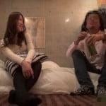 【SEX盗撮】真剣な交際を希望する爆乳JDの気持ちを弄んでパコるゲス男の口説きテク