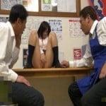 【Hな裏交渉】「私してない…!」万引き誤認逮捕された上にチンポまで入れられる!【SEX盗撮】