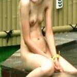 【風呂隠撮】若娘は露天風呂が大好き07