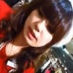【パンチラ隠撮】美人アパレルパンチラ サンタさんチックな店員さん