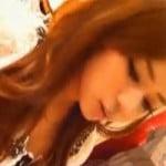 【パンチラ隠撮】美人アパレルパンチラ 笑顔のチャーミングなおねぃさん