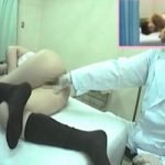 【病院隠撮】アナルガン見に指ズボほじほじwww肛門科の診察風景