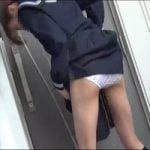 【小便隠撮】追跡隠撮 JK達の間に合わなかったオシッコ