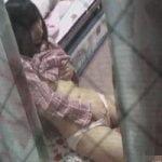 【オナニー隠撮】就寝前オナニー パンツに手を突っ込んでオマンコごしごし