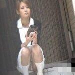 【パンチラ隠撮】白衣のPちら