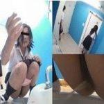 【小便隠撮】女子校職員トイレ 隠密早出し連れション