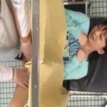 【病院隠撮】下衆過ぎ!生理不順で訪れた女の子に変態医師が行った猥褻診療の一部始終【SEX隠撮】