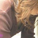 【胸チラ隠撮】街中で遭遇した乳首を隠し撮り