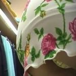 【パンチラ隠撮】百貨店で見つけた過激パンチラ