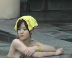 【風呂隠撮】女湯隠し撮り 天才的に可愛い美少女からヤンキーギャルまで