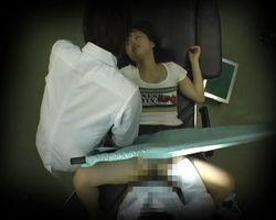 【SEX隠撮】診察中に生チンポ挿入!悪徳産婦人科医の猥褻診療