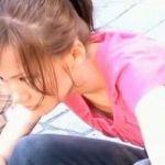 【胸チラ隠撮】必撮!! チクビっくり 貧乳美女の浮きブラの中身