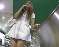 【パンチラ隠撮】東京パンチラ女子 姿撮り→Pなので期待が膨らみます