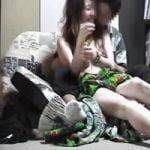 【SEX隠撮】セフレとのまったりお家デート 隠し撮りされているとも知らずとてもいい笑顔www