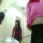 【脱衣隠撮】バレエ教室内の更衣室 女子生徒の着替えをこっそり撮影