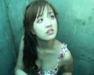 【風呂隠撮】シャワー室覗き 可愛いお姉さんのピンクの乳首GEEEEEET!!