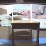 【オナニー隠撮】変態兄貴GJ!!勉強机に仕掛けた隠しカメラに妹のオナニーシーンが映り込む