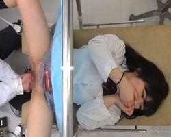 【病院隠撮】ゲスの極み!ターゲットにされたのは気弱な美少女ばかり!診療と称して猥褻施術を行うクズ産婦人科医