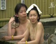 【風呂隠撮】絶景露天風呂 皆さんとても気持ちが良さそうです