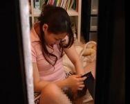 【オナニー隠撮】オマンコのビラビラチェック中にムラムラ… 女の子が手遊びから本気オナニーに突入するまでの一部始終をこっそり撮影w