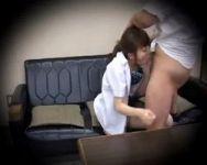 【SEX隠撮】女性従業員を事務所でレイプ!ワンマン社長の非道SEXテープが闇流出!