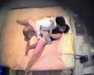 【SEX隠撮】ラブホ隠し撮り 意地でも自慢のフィンガーテクで彼女をイかせたい男のしつこい手マンw