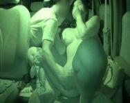 【SEX盗撮】ウツ勃起NTR!ドラレコが見ていた妻の浮気現場…