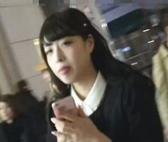 【痴漢盗撮】ふくろう流出!めくり撮りパンチラ 駅で見かけたお姉さんをスカートめくり撮り!