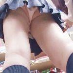 locket☆pants流出!女子校生パンチラ