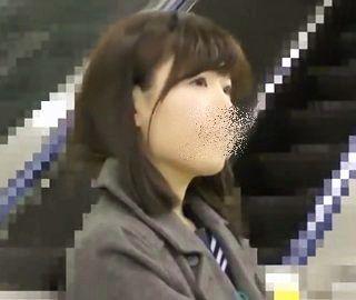 女子校生への痴漢を暗視カメラで盗撮